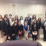 WCL Students Visist U.S. Court of Appeals for the First Circuit