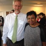 PIJIP Director Michael Carroll meets with new Librarian of Congress, Dr. Carla Hayden